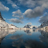 Breaking the Ice in Reine