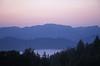 Dawn; Sonoma County