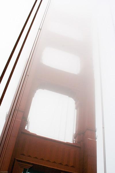 Fog, Golden Gate Bridge