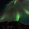 Northern lights over Nyken, Nyksund I