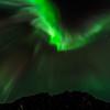 Northern lights over Nyken, Nyksund III