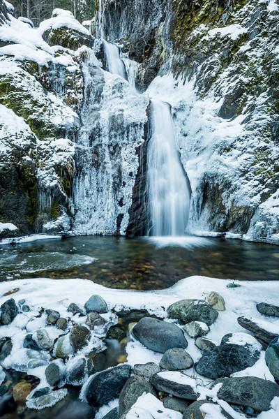 Frozen Faery Falls