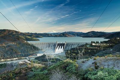 """""""Shasta Dam 2017-02-12"""""""