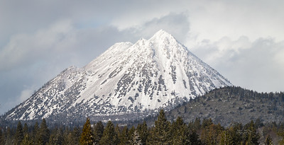 Black Butte and Spring Mountain