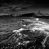 Dunstanburgh Castle Waves 1