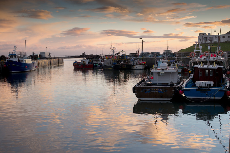 Seahouses First Light