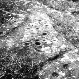 Routin Lin - prehistoric rock carvings