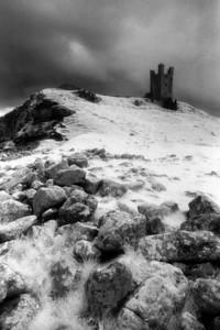 Lilburn Tower, Dunstanburgh