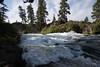 Dillon Falls, Deschutes River