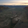 Echo Basin Sunset, Frenchman Coulee, E. WA