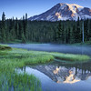 Reflection Lake, Mount Rainier National Park, WA