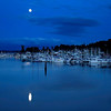 Gig Harbor Moonrise