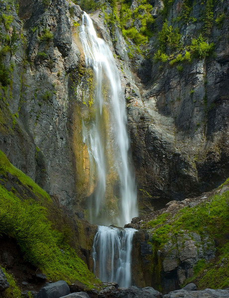 Comet Falls, Mount Rainier National Park, WA