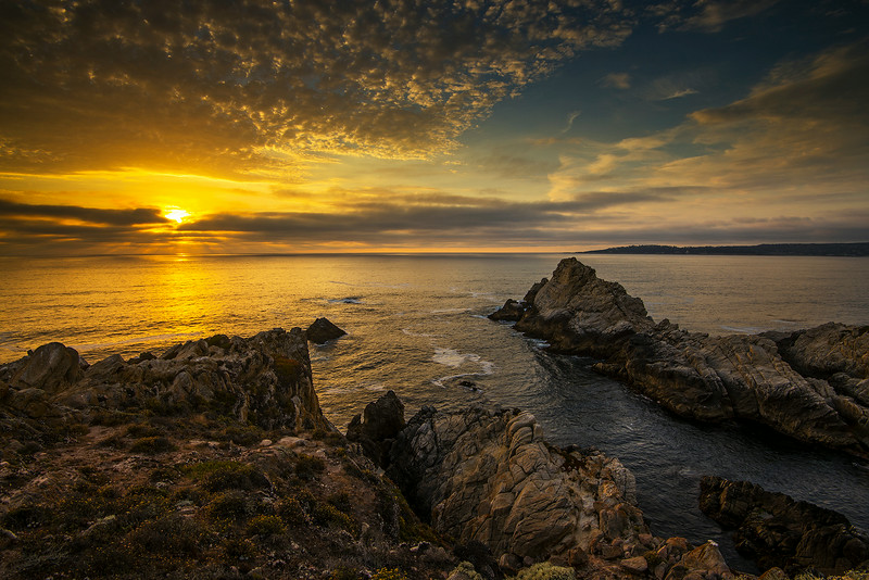 Point Lobos Sunset, Carmel, CA