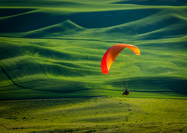 Airborn: Over the Palouse