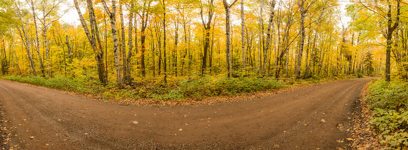 Honeymoon Trail panoramic