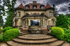 The Pittock Mansion in Portland, Oregon