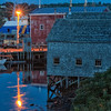 Early Morning - Lunenberg Harbor, NS