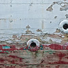 Dry Dock Hull Detail - Lunenburg Harbor, NS