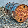 Rusty Barrel - Harbor Front  - Lunenburg, NS