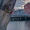 Dock Scene - HDR - Lunenburg, NS