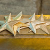 Brass Stars - Lunenburg Foundry & Engineering - Lunenburg, NS