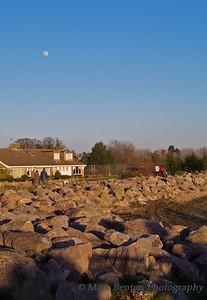 Rocky Marsh Shoreline