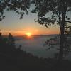 Sunrise At Buffalo Point
