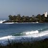 Waimea Bay on the North Shore of Oahu Hawaii