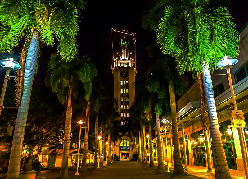 Point Panic / Aloha Tower 1.3.14
