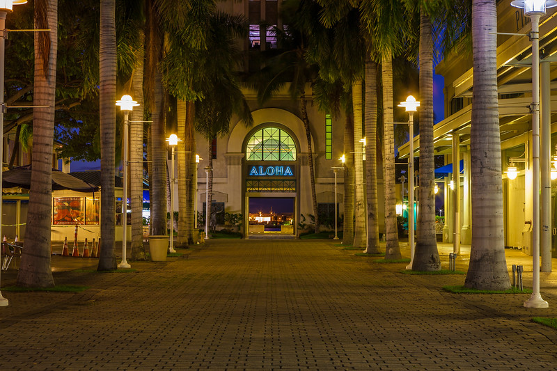 Point Panic / Aloha Tower 1.3.14