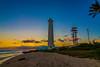 Barber's Point Lighthouse Sunset 8.11.13