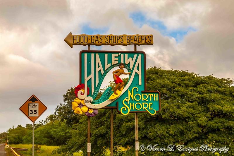 Haleiwa / Rainy day 2.22.13