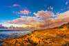 Kaena Point Haleiwa Side  Sunset 10.6.13
