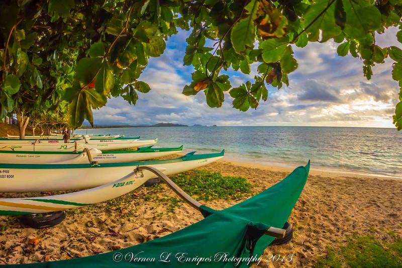 Waimanalo Boat Ramp / Kapou Park  6.29.13