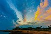 Keaulana Sunset 3.28.14