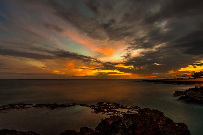 Keaulana Sunset  10.25.13