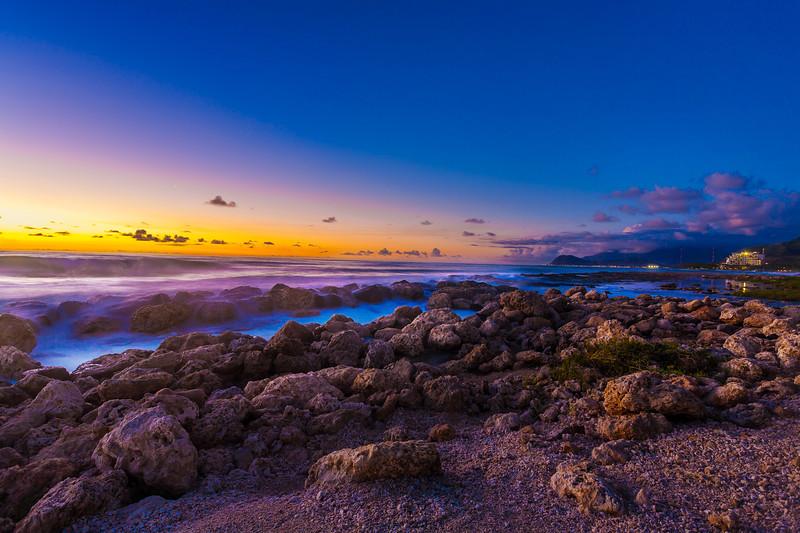 """""""Ko'Olina 1.17.14  Sunset"""""""
