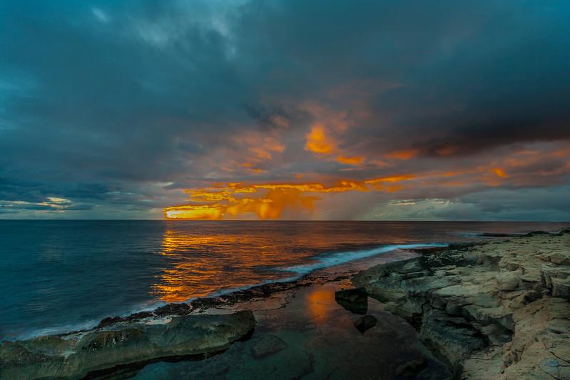 Ko'Olina Sunset 11.9.13