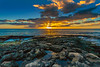Keaulana's Sunset 12.27.13
