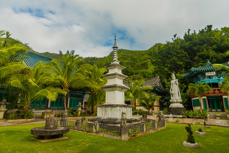 Korean Temple 2.8.14