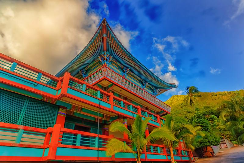 Korean Temple 6.22.14