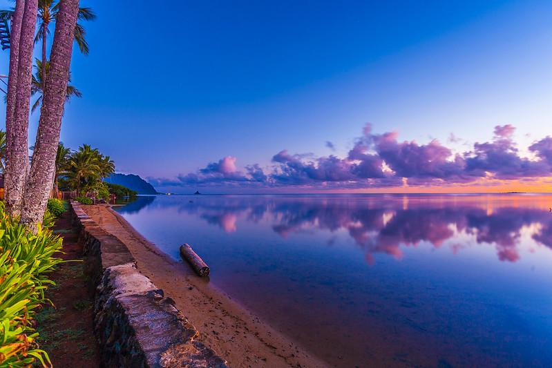 Laenani Sunrise 10.28.13