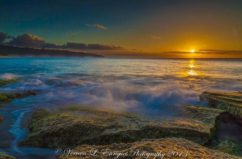 Papailoa, Haleiwa, Hawaii   5.1.13