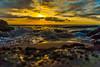 Papailoa Sunset 8.22.13