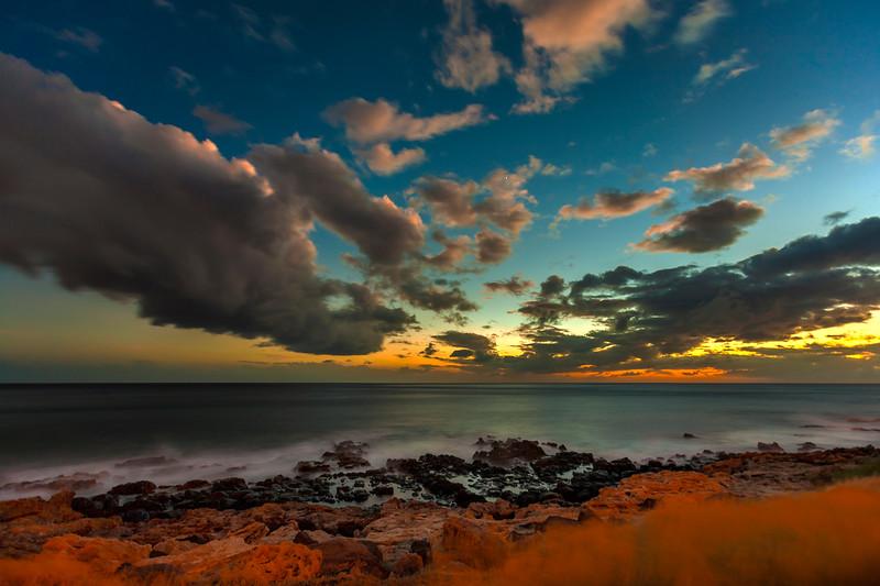 Makaha Sunset pics
