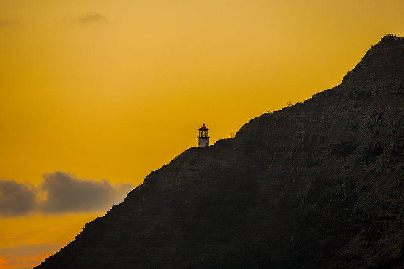 Makapu'u Lighthouse 2013