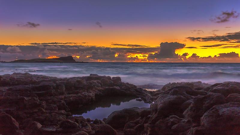 Makapu'u Sunrise 6.28.14