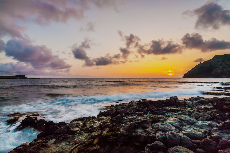 Makapu'u Sunrise  10.26.13