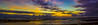 Kahuku Sunrise 6.24.13  Pano 3 pict